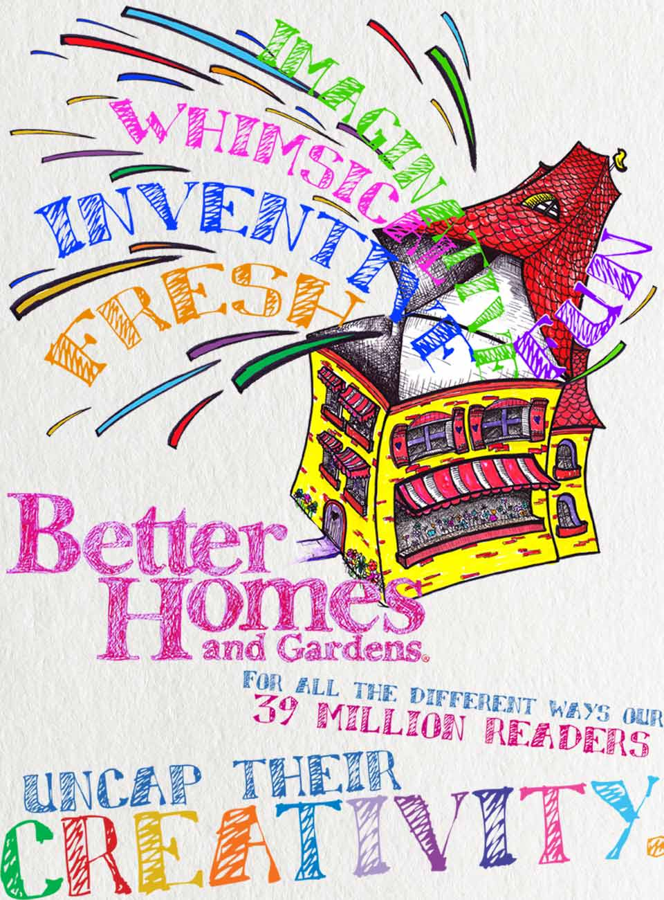 Sharpie adn Better Homes and Gardens 1