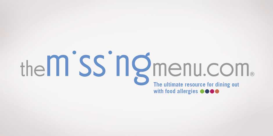 TheMissingMenu.com Logo Design