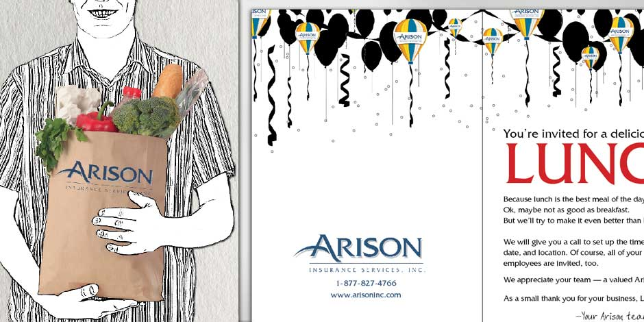 Arison-Invite-Lunch