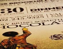 Chocolate Party Invitation 2011