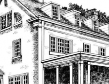 Custom House Drawings