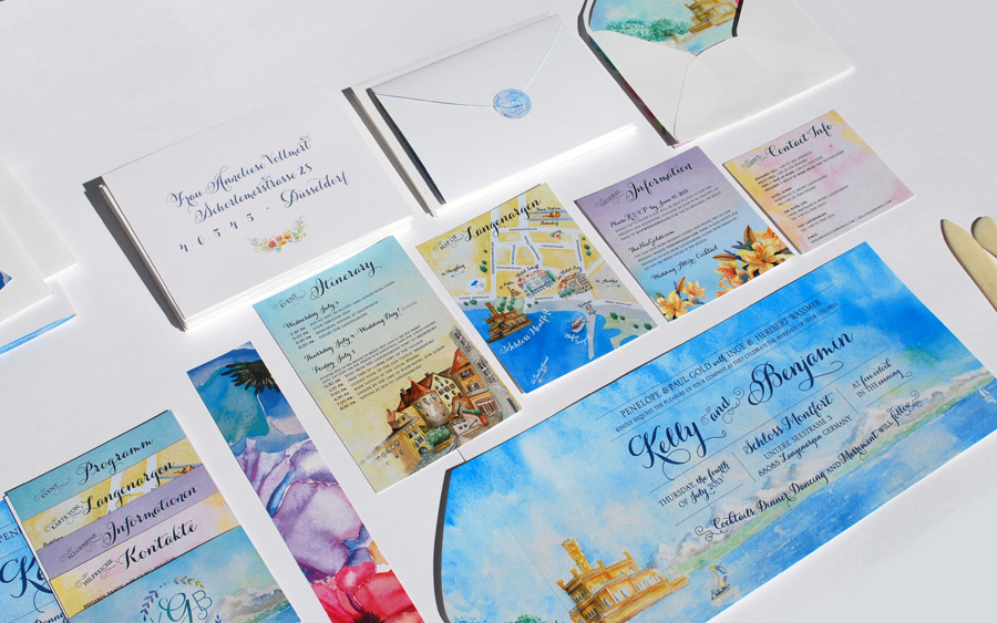 10-Internation-Wedding-Invitation-Watercolor