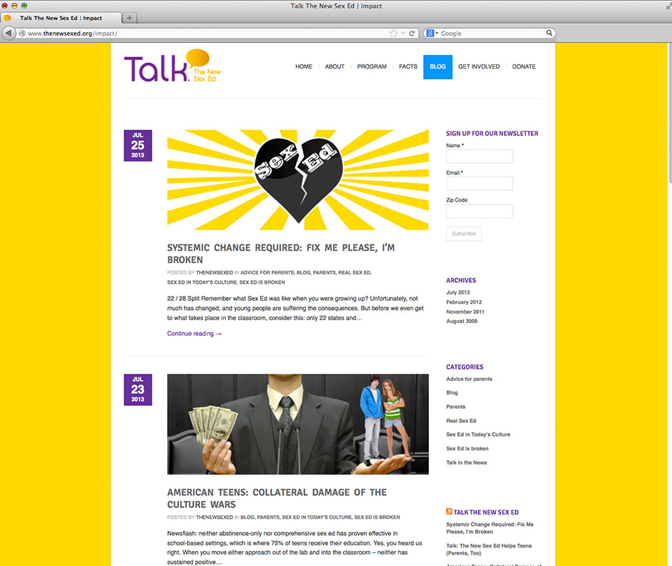 Website-Design-Kelly-Gold-Talk-Website-Blog