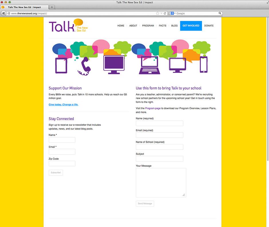 Website-Design-Kelly-Gold-Talk-Website-Contact