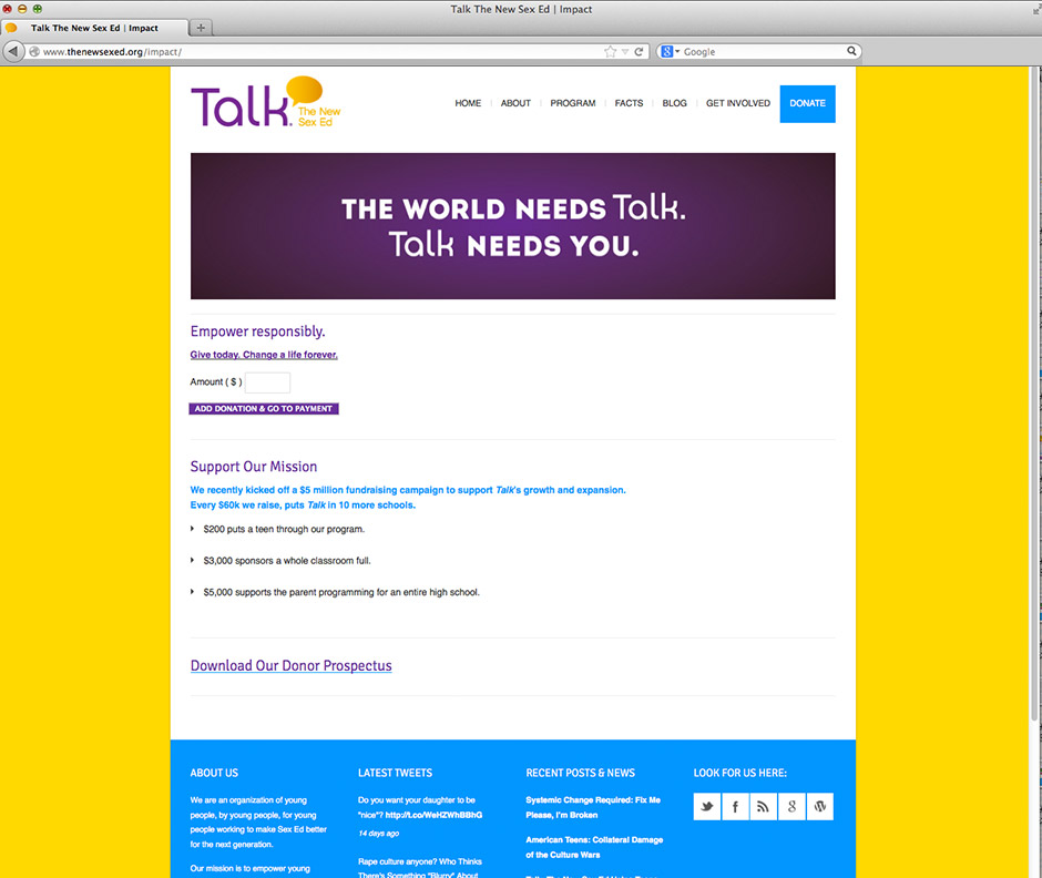 Website-Design-Kelly-Gold-Talk-Website-Donate2