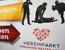 German Red Cross – Heart Attack Campaign
