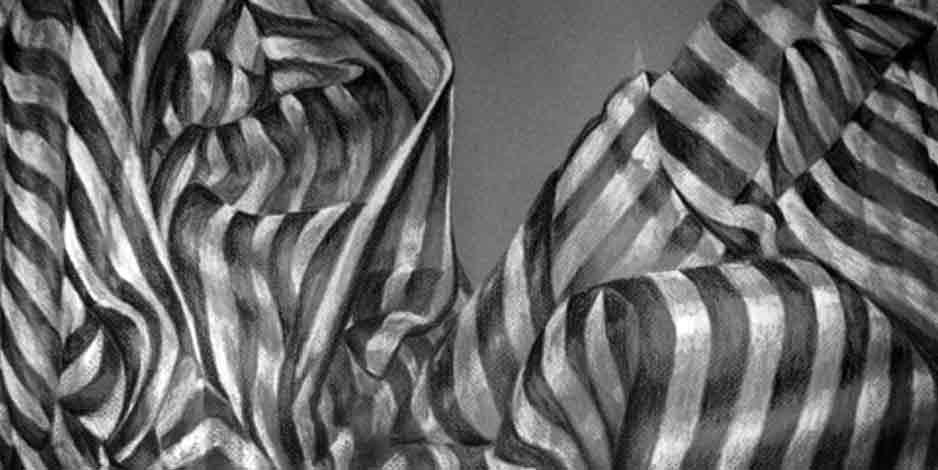 Illustration-Fabric-Pencil-Drawing