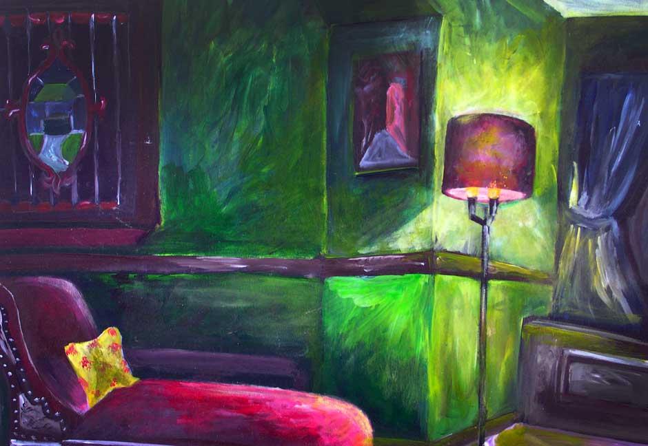 Lit-Room-Painting